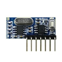 433MHz receiver (can be used for Arduino)