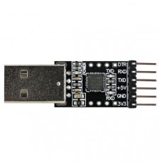 CP2102 USB to TTL adapter