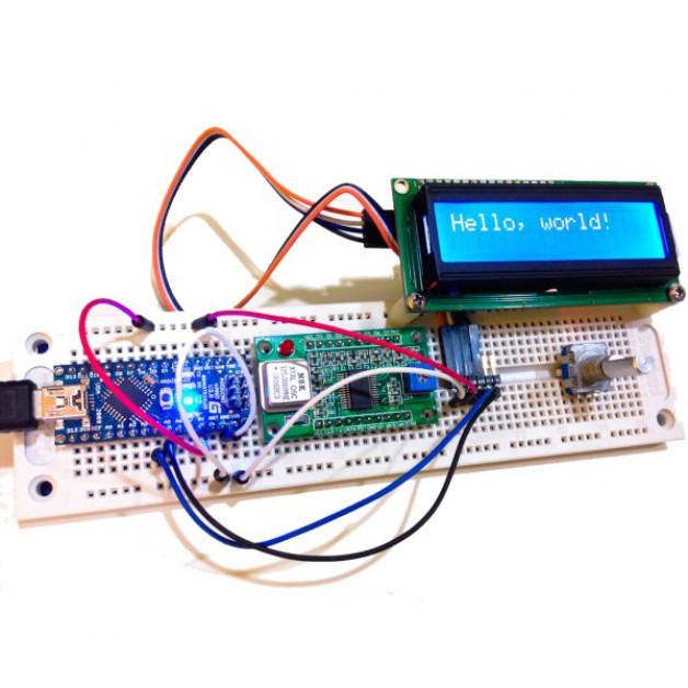 I2C LCD Interface