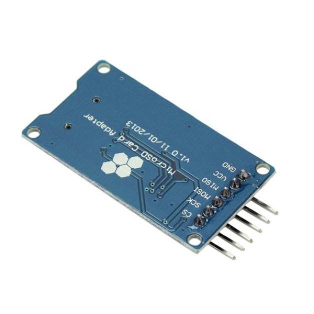 Micro SD Card Module