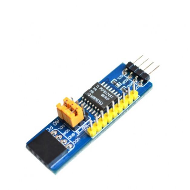 I2C I/O Expansion Module
