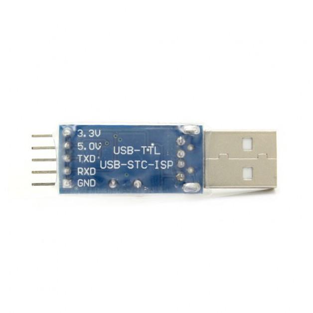 PL2303HX USB to TTL adapter