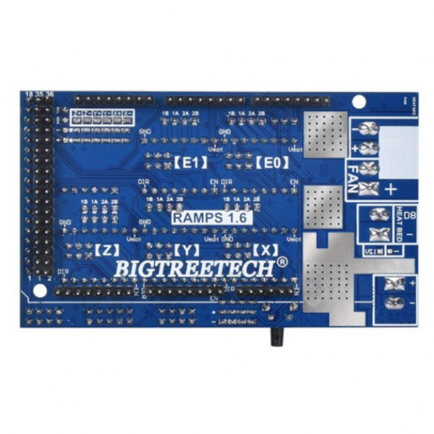 Ramps 1.6 controller card
