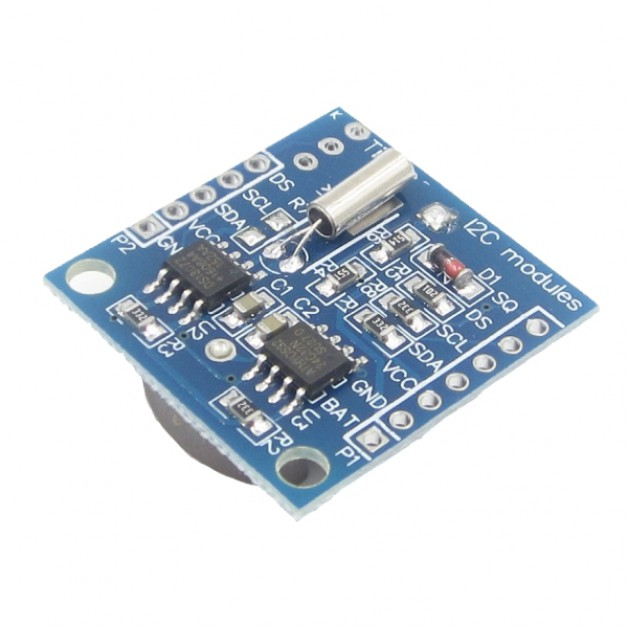 Real Time Clock (RTC) - DS1307