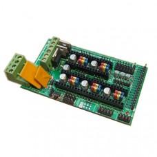 Ramps 1.4 controller card