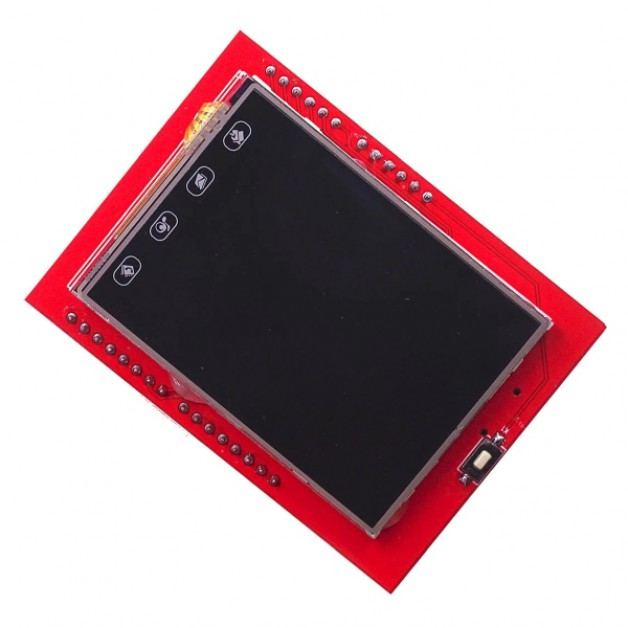 "2.4"" TFT Touchpanel / Touchscreen"
