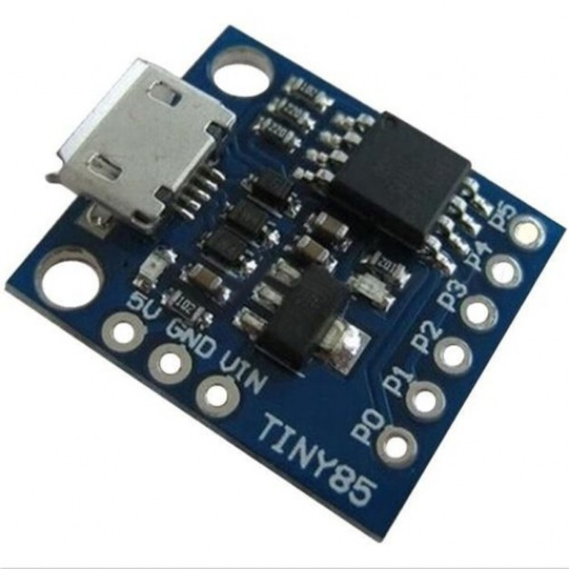 Digispark Micro USB (Arduino IDE)