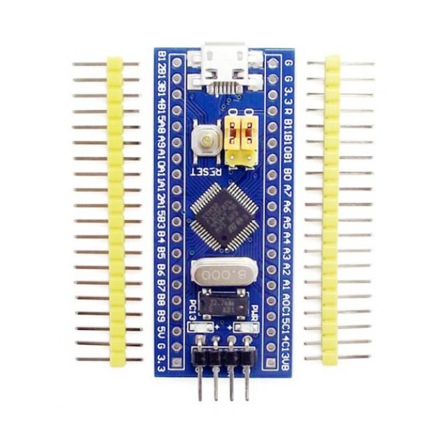 STM32F103 72MHz!!! (Arduino IDE)