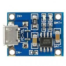 TP4056 Li-Ion Battery Chargermodule