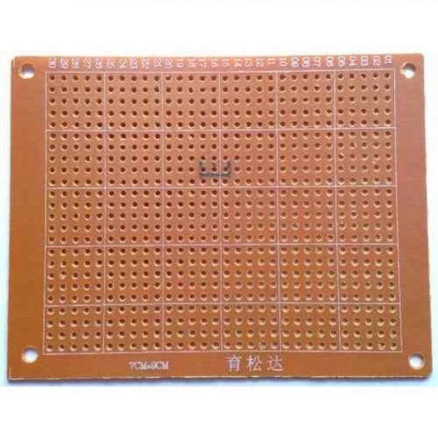 PCB / Prototyping board 5x7cm