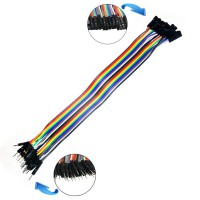 Dupont Cable Male-Female 20cm 10 Pins