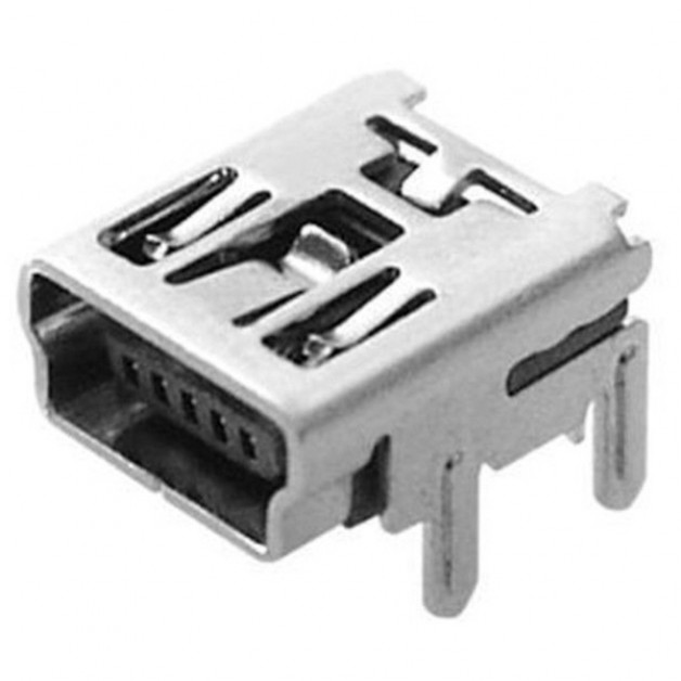 Mini USB Connector (print)