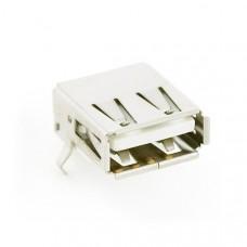 USB A (female) connector angled