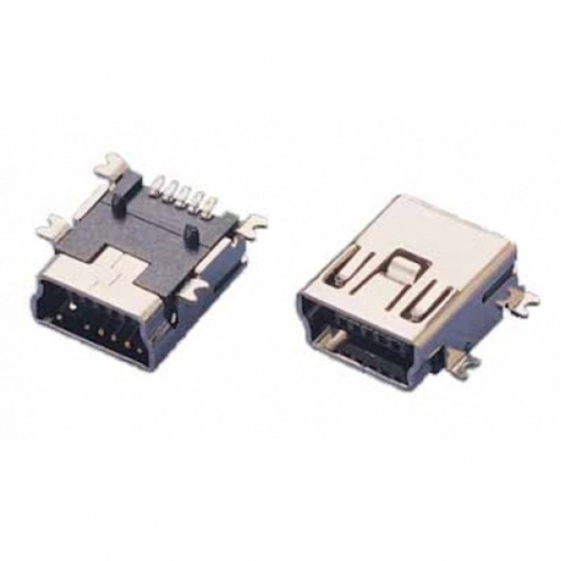 Mini USB Connector (SMD)