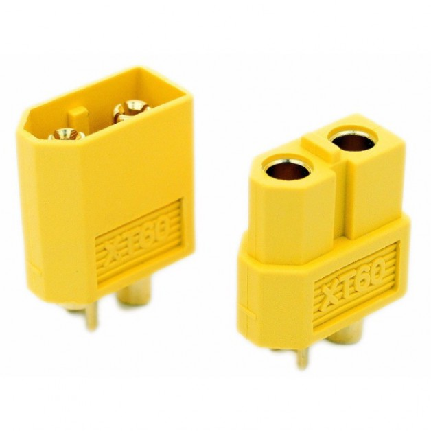 XT60 Connector Set (male + female)