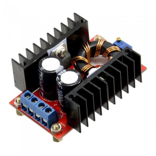 DC-DC boost converter 150 Watt