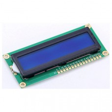 LCD Module 16x2 with Backlight (blue)