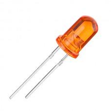 Orange diffused (5mm)