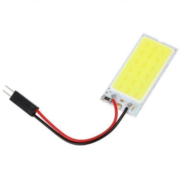 COB LED plate 50mm x 20mm 12 Volt