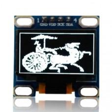 OLED display White 128 x 64 I2C