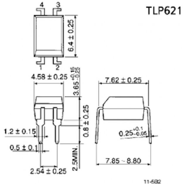 TLP621 (Toshiba)