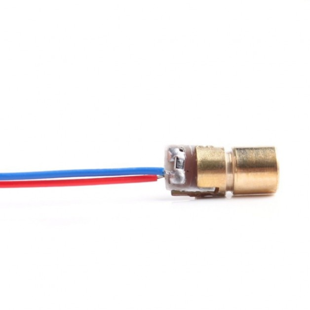 Laser Module (Red Dot 5 Volt)