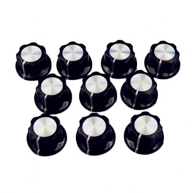 Rotary knob / Potmeter Knob 33mm