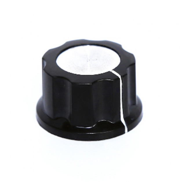 Rotary knob / Potmeter Knob 19.5mm