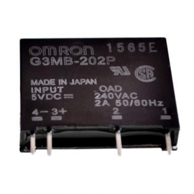Omron SSR (Solid State Relay) 5V