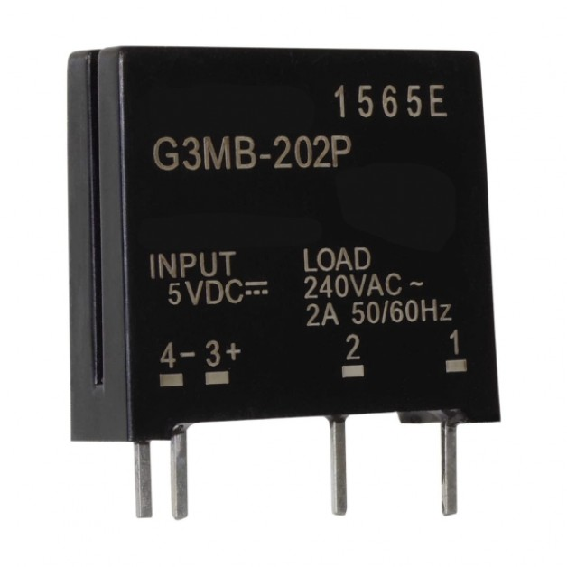SSR (Solid State Relay) 5V (G3MB-202P)