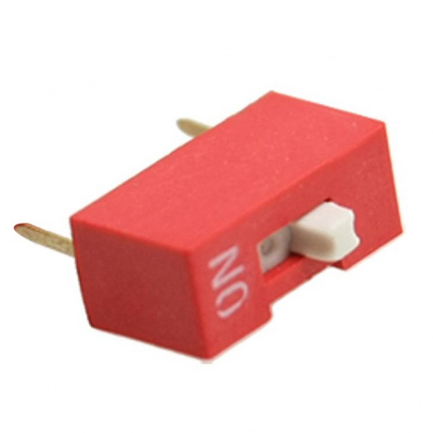 Dip Switch 1P (red)