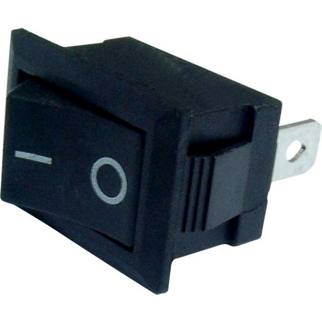 Switch on-off (black)