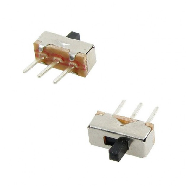 Miniature Slide Switch (straight)