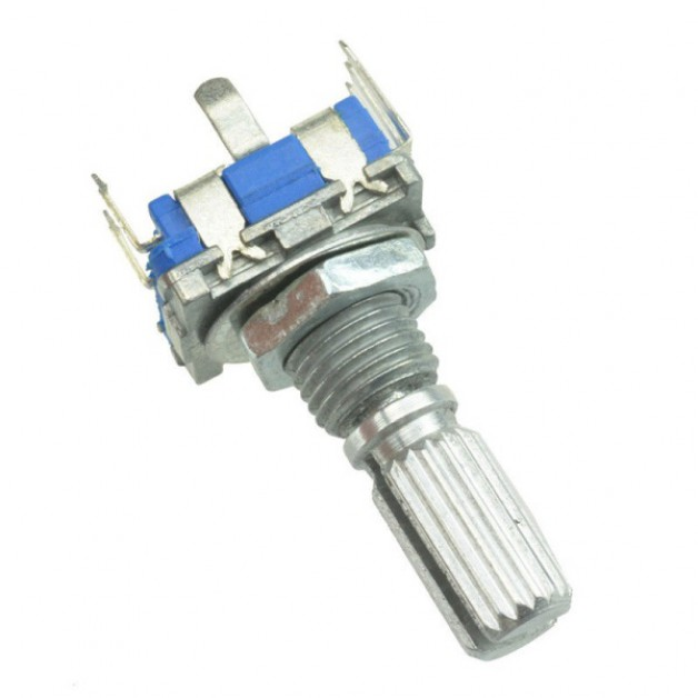Rotary Encoder (20mm) - Knurled Shaft