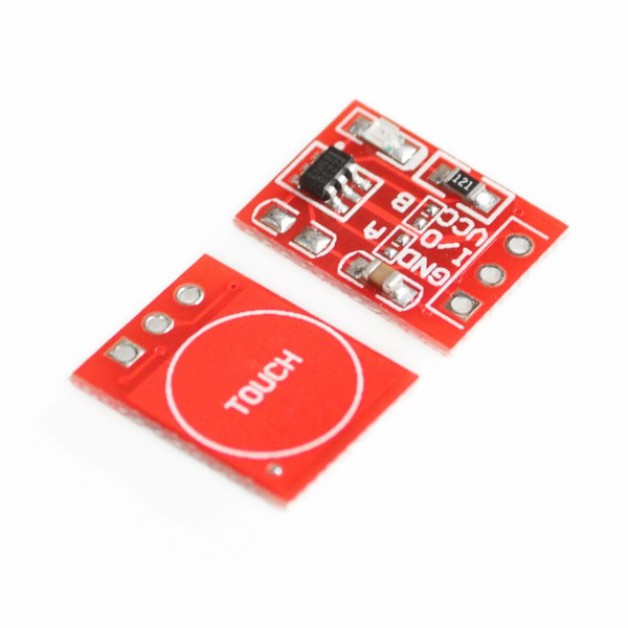 Capacitive (Digital) Touch Sensor / Switch