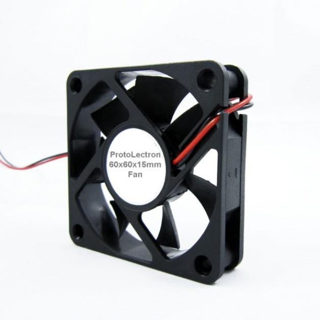 60x60x15 Fan (2P)