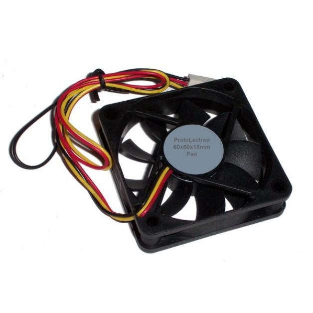 60x60x15 Fan (3P)