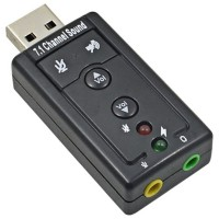 External USB Soundcard