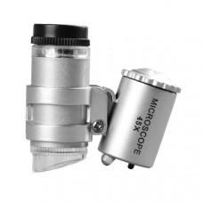 45x Microscope / Magnifier + LED lightning