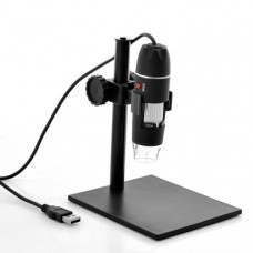 50-500x USB Microscope + LED lightning