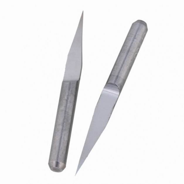 0.1mm 10 degrees Tungsten Carbide Engraving Bit