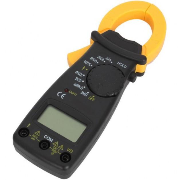 Simple Clamp Mulitimeter (DMM)