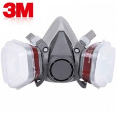 3M Half-face Safety Mask 5-in1