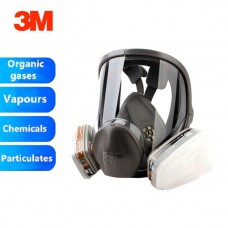 3M Full-face Safety Mask 5-in-1
