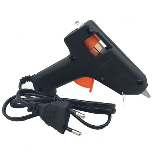 Hotglue gun (black)