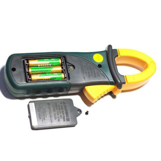 Professional Clamp Multimeter (DMM)