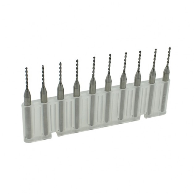 1.0mm PCB Drill (Tungsten Carbide)