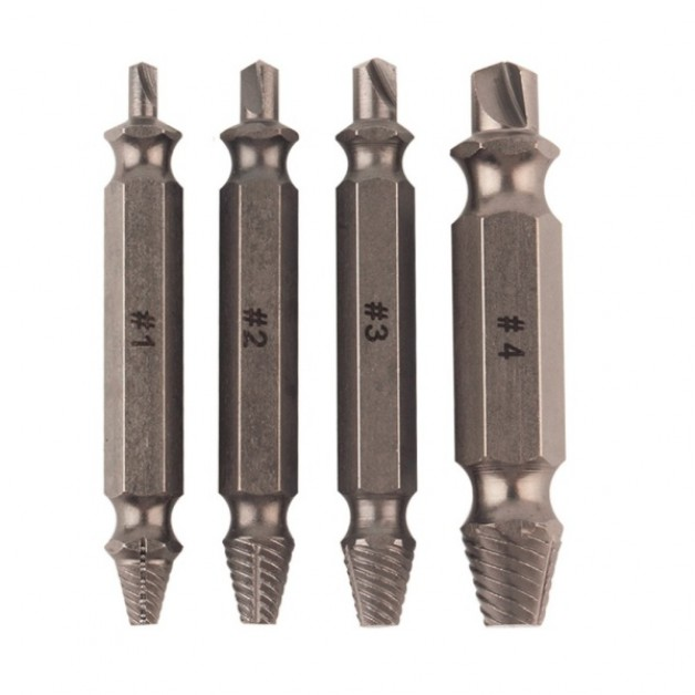Screw removal kit (4 pieces)