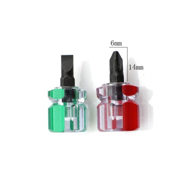 2 piece Mini Screwdriver set