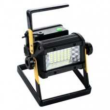 Rechargeable Portable Battery Constructionlight